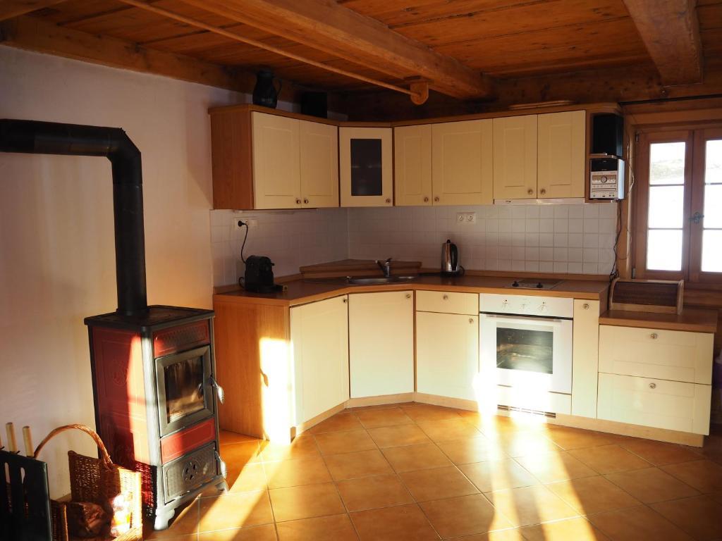 Kuchyň- Chalupa Lužické hory